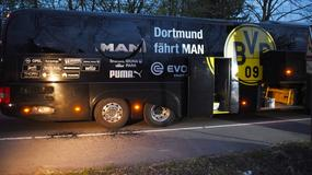 Czy autobus piłkarzy Borussii Dortmund jest bezpieczny?