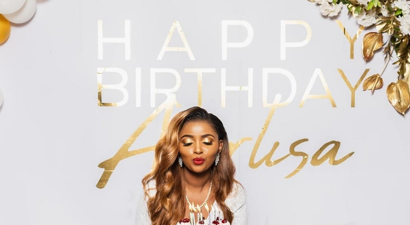 How Anerlisa Muigai's birthday party went down (Photos)