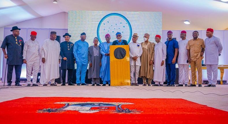 Southern-Governors. (Premium Times)