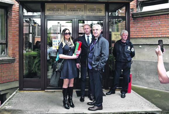 Marijin advokat Borivoje Borović veruje da će suđenje u Kruševcu biti brzo i efikasno