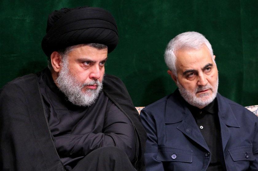 Iracki duchowny Muktada as-Sadr apeluje: kryzys się skończył