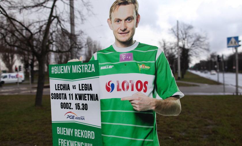 Lechia Gdańsk, zaproszenie na mecz