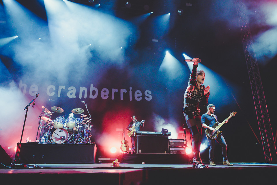 Koncert The Cranberries w Lublinie
