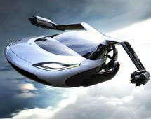 Terrafugia to jedna z pierwszych firm, które zajęły się konstrukcją latających samochodów