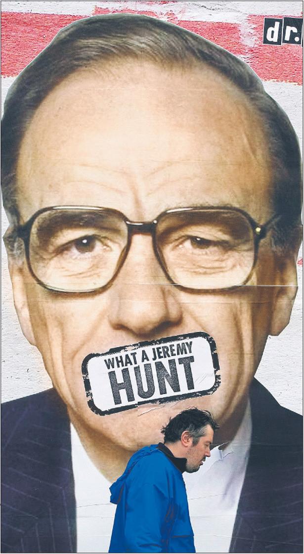 Rupert Murdoch może stracić także swoje media w USA Fot. Bloomberg
