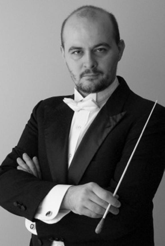 Dirigent Predrag Gosta