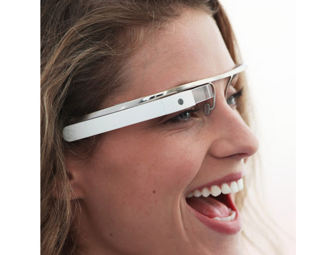 Okulary Google Glass