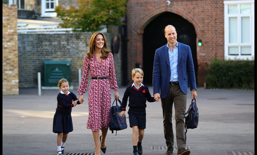 Po 8. urodzinach w życiu księćia George'a zajdą zmiany?