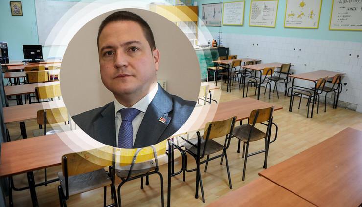 branko ruzic ucionica kombo RAS Oliver Bunic, Nebojsa Raus