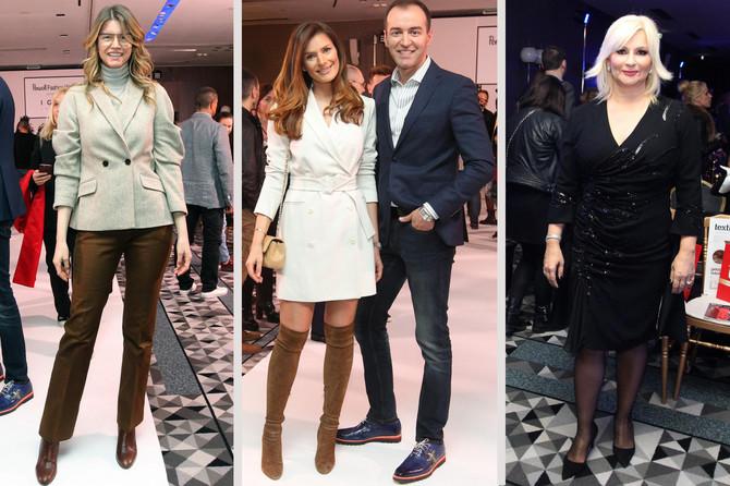 Jelena Ivanović Tomašević, Maja Manojlović i Nemanja Velikić i Zorana Mihajlović