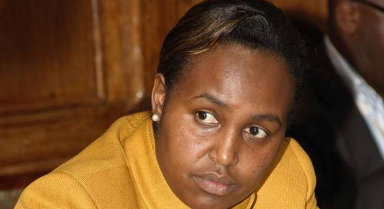 Mithika Linturi told me he had divorced his 3 wives – Marianne Kitany spills more beans