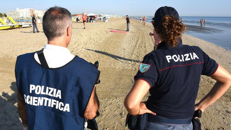 Do napaści na turystów z Polski w Rimini doszło w sierpniu