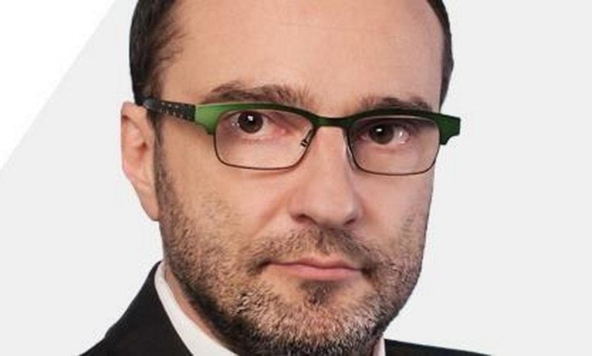 Wiceminister Marcin Czech