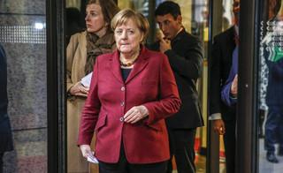 Niemiecki rząd: W ataku hakerów nie wyciekły newralgiczne dane Merkel
