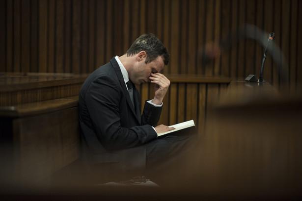 Oscar Pistorius. Fot. EPA/MUJAHID SAFODIEN/POOL
