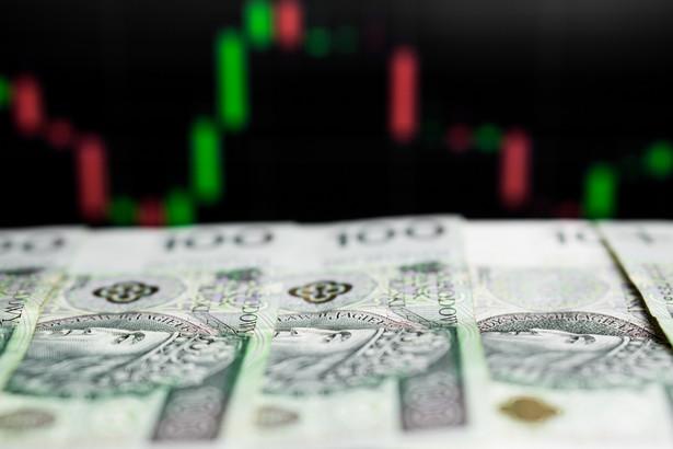 Wartość rynkowa wszystkich zadłużonych spółek to blisko 122 mld zł.