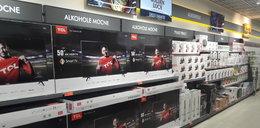 50-calowy telewizor w Biedronce za pół ceny! Zobacz, gdzie kupisz