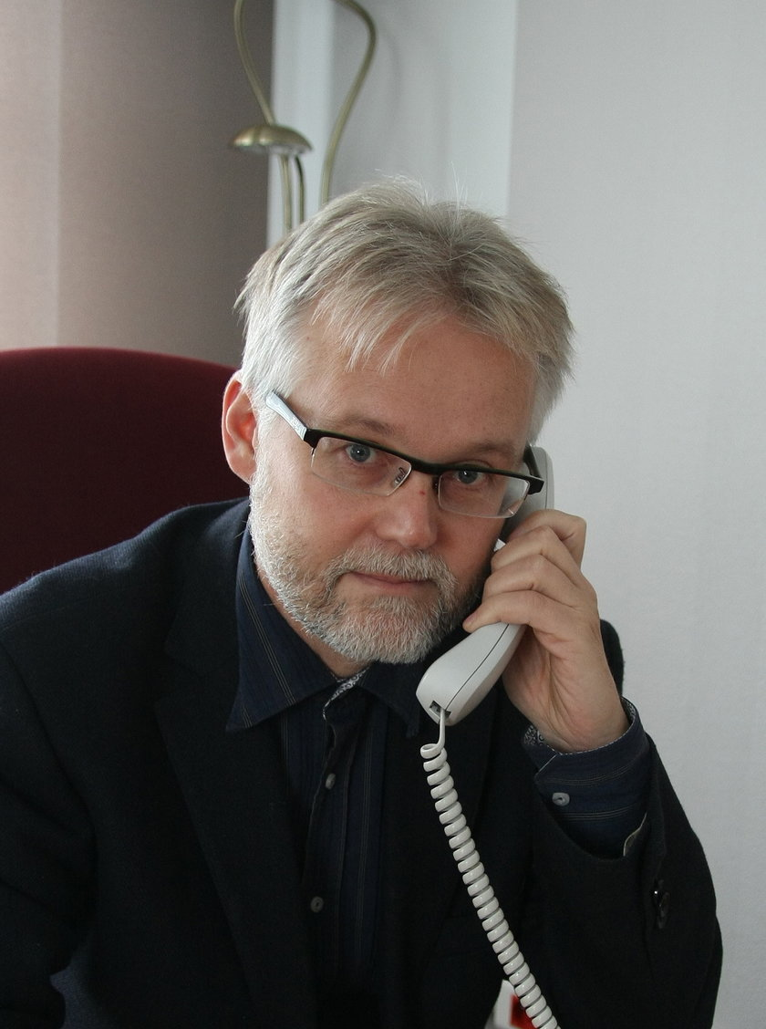 Tadeusz Jędrzejczyk, dyrektor NFZ na Pomorzu
