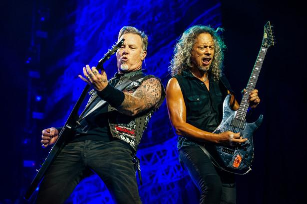 Metallica na koncercie w Moskwie, rok 2010