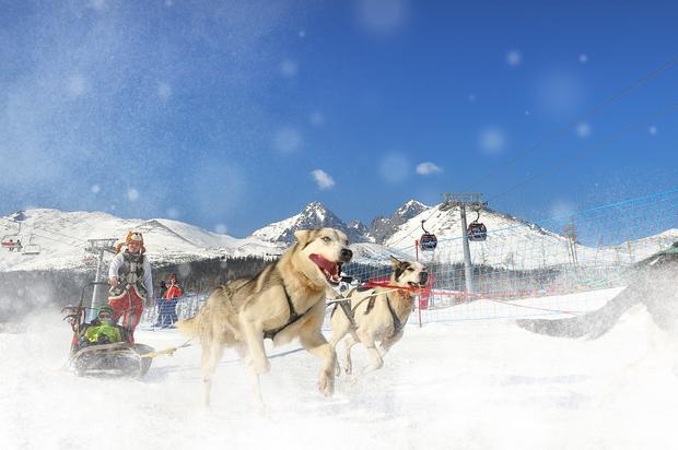 Zima w Tatrach Wysokich