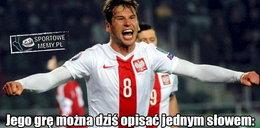 Najlepsze memy po wygranej Polaków