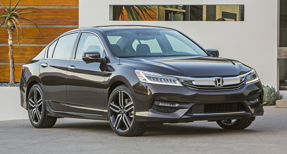 Honda Accord MY2016