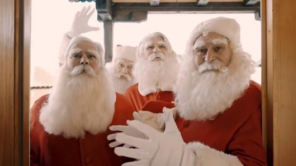 Deda Mrazovi rado će doći na kaficu