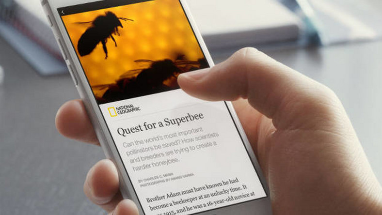 Facebook przetestuje subskrypcje Instant Articles na Androidzie