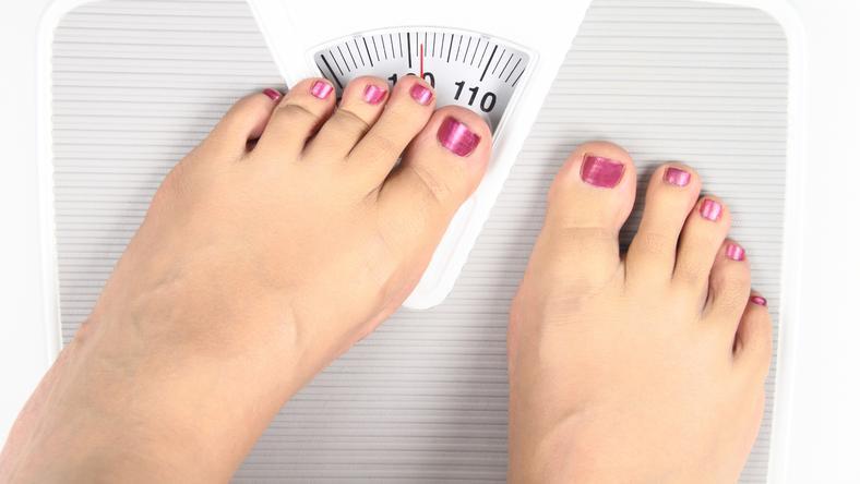 Chcę schudnąć!