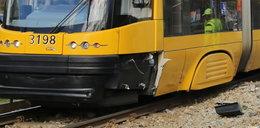 Zderzenie tramwajów w Warszawie. Wielu rannych
