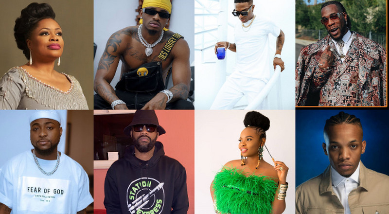 Check out List of 10 most viewed artistes on YouTube in Sub-Saharan Africa