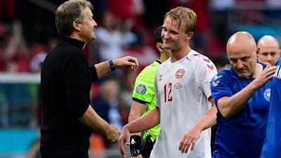 'We dreamed about this', says Denmark star Dolberg
