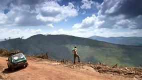 Goryle w Puszczy Bwindi