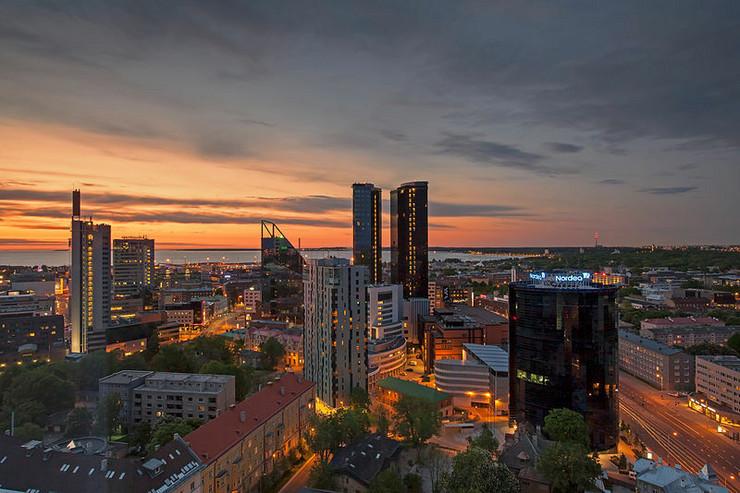 Estonija, Talin