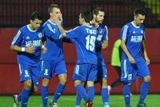 FK Sloboda Užice, FK Bačka Topola
