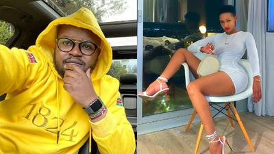 Socialite Huddah Monroe mocks Joe Muchiri over allegations of hating on her