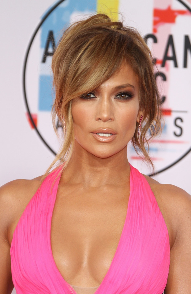 Jennifer Lopez na gali American Music Awards