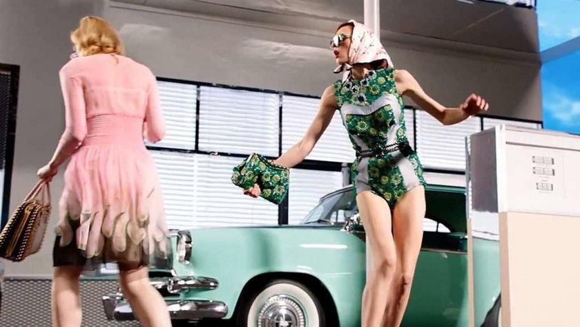 Prada wiosna lato 2012 reklama