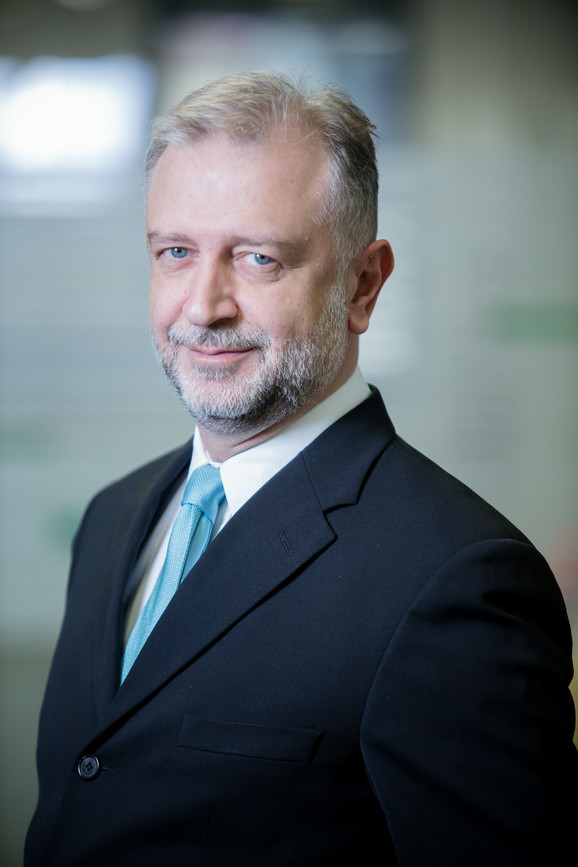 Dragoslav Veličković, šef službe makroekonomskih istraživanja Sosijete Ženeral banka