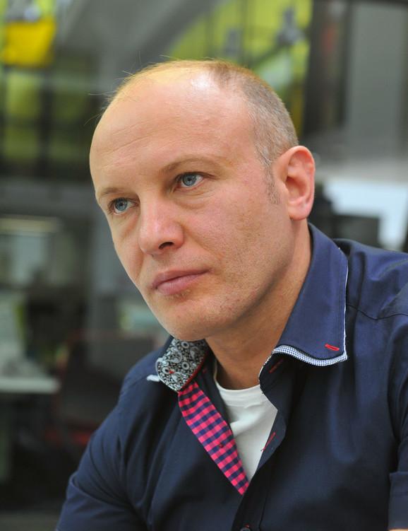 Dr Srđan Cvetković