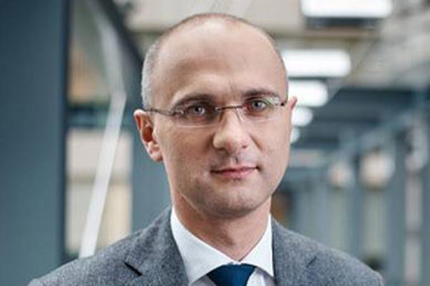Rafał Kozłowski, wiceprezes PKO BP