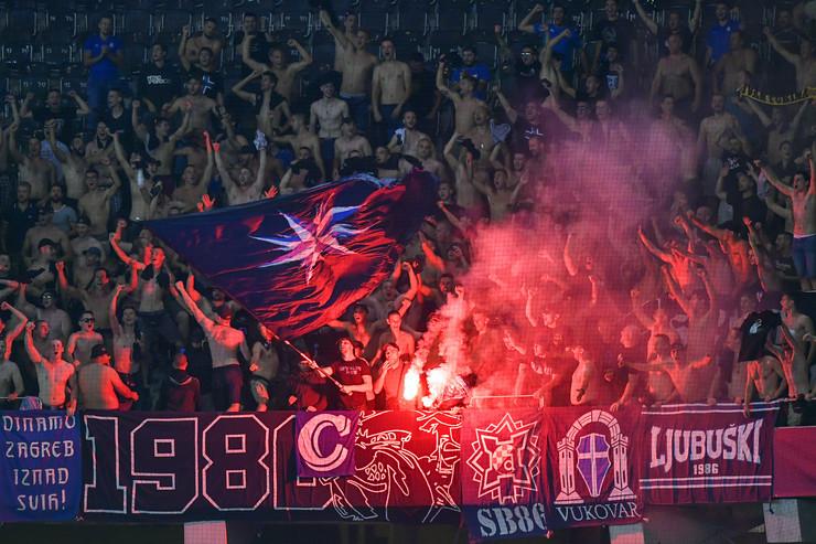 Huligani, BBB, Dinamo Zagreb