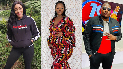 I will talk about it when I'm ready – Willis Raburu, Joey Muthengi on starving herself to look good for TV and other top stories