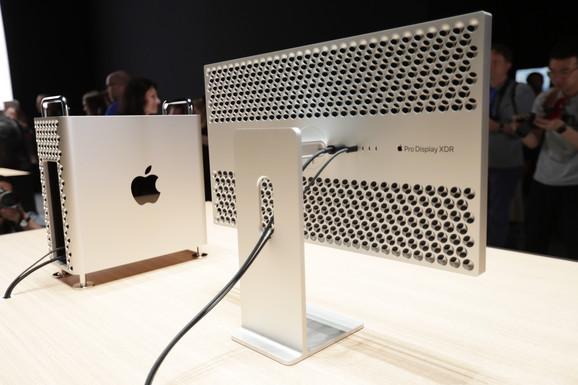 Epl Mac Pro dobija i novi displej