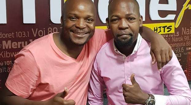 Jalang'o narrates Alex Mwakideu's reaction after telling him he would no longer be working at Milele FM