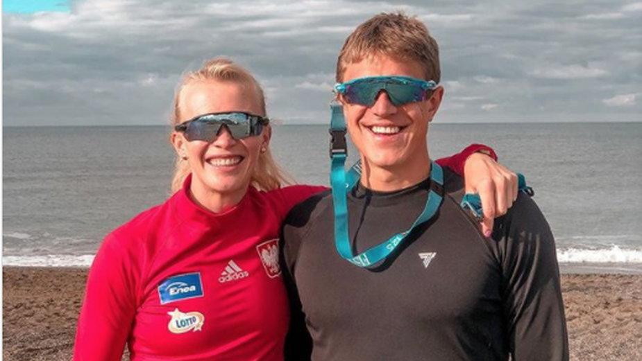 Agnieszka i Maciej Zawojscy