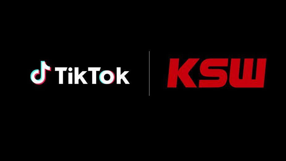 KSW oraz TikTok rozpoczynają współpracę