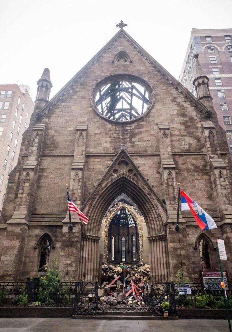 srpska crkva njujork