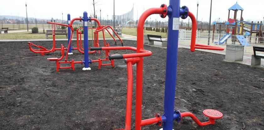 Ćwicz pod chmurką w Parku Papieskim