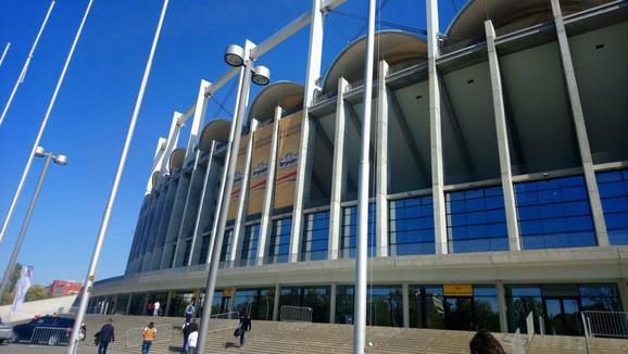 Stadion u Bukureštu na kome će igrati Rumunija i Srbija